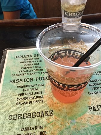 Frederiksted, St. Croix: Delicious options for free samples at end of tour.