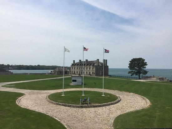 Youngstown, NY: Old Fort Niagara