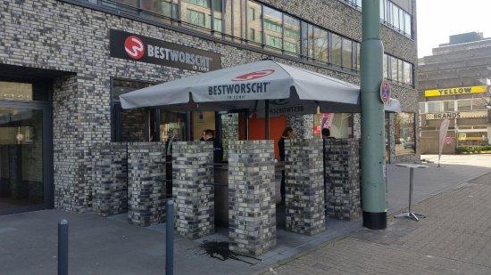 Best Worscht In Town Bild Von Best Worscht In Town Frankfurt Am