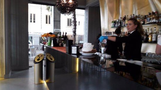 Province of Salerno, Italien: Gran Caffe Canasta