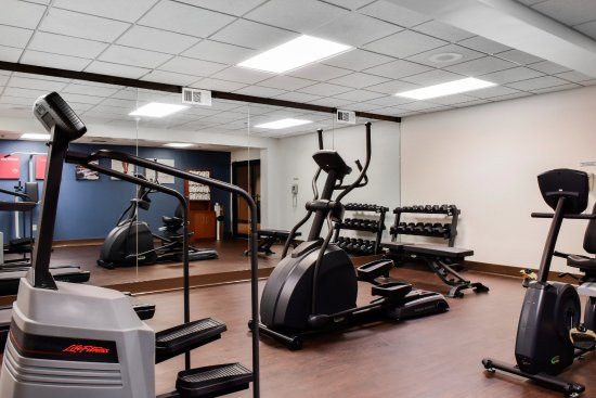 Comfort Suites: Exercise Facility