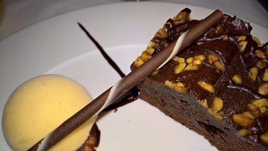 Bunyola, Ισπανία: Dessert