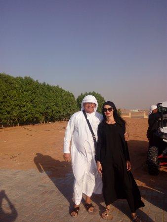 Hilton Sharjah : sahara