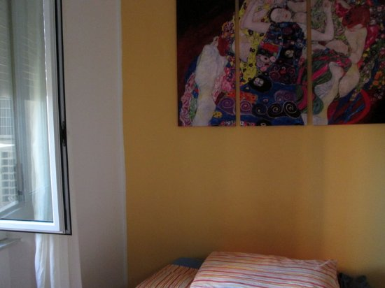 Affittacamere Art Rooms: 部屋