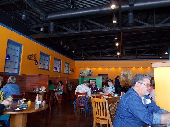 Blue Window Restaurant Central Ave Los Alamos Nm