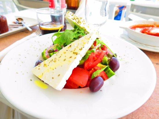 Kadena: Traditional Greek Salad