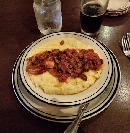 Hudson, Estado de Nueva York: Shrimp And Grits