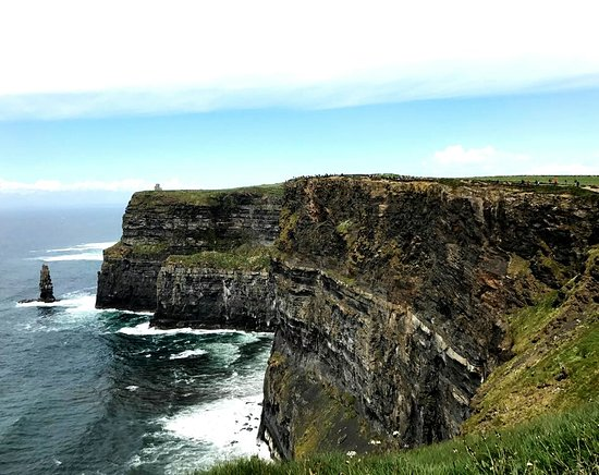 Liscannor, Irlanda: Cliffs of Moher