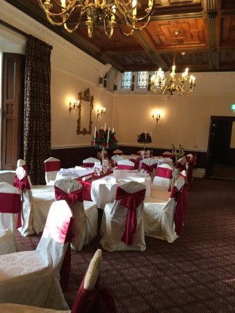 Alderminster, UK: Ettington Park Hotel