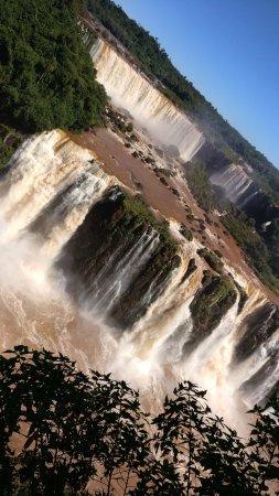 Cataratas del Iguazú: Falls