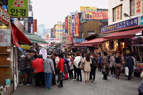 a main street ソウル 南大門市場の写真 トリップアドバイザー