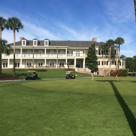 Turtle Point Golf Course: Turtle Point Clubhouse