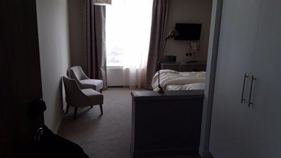 Brignogan-Plage, Francia: Chambre