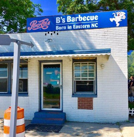 Greenville, Karolina Północna: The restaurant