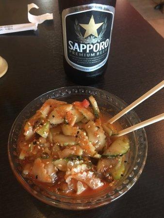 Indialantic, Флорида: Incredible sashimi!