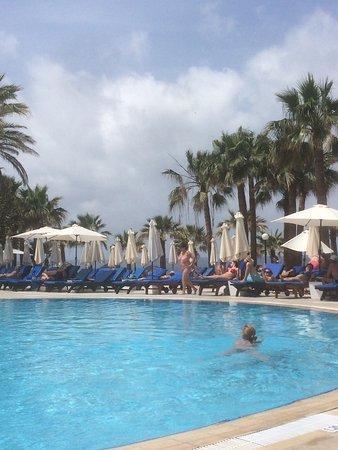Azia Resort And Spa Location