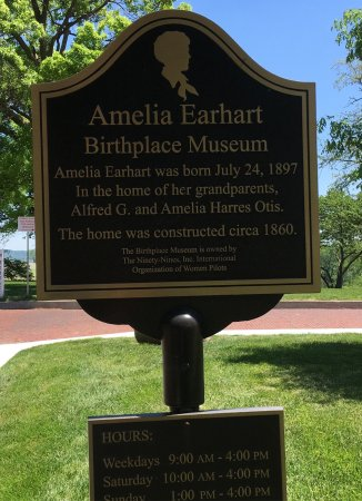Atchison, KS: Great tour of a very interesting place and woman. Don't miss out if you are in the area or on yo