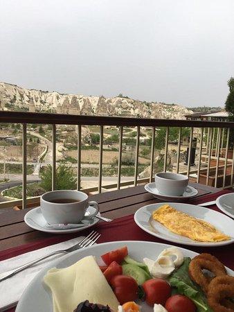 Goreme Kaya Hotel: Göreme Kaya Otel