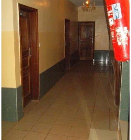 Foumban, แคเมอรูน: Hotel Pekassa de Karché