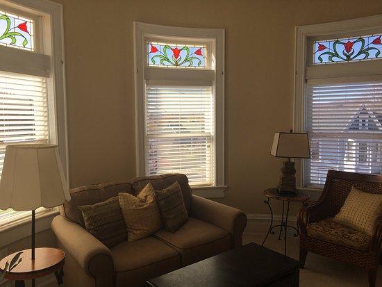 Meyersdale, PA: Caleb's sitting room