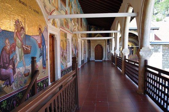 Pedoulas, Cyprus: монастырь Киккос