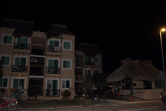 Hotel Arenas: nite