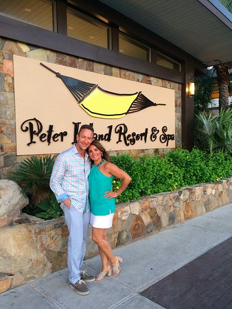 Peter Island Resort and Spa: Peter Island is Amazing