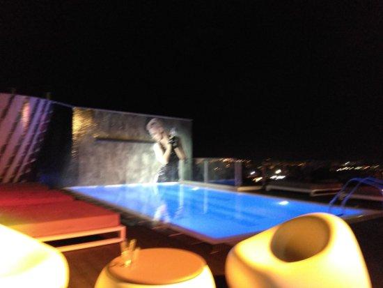Terraza Por La Noche Picture Of Hf Fenix Music Lisbon