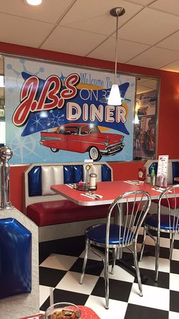 New diner in Farmingdale, NJ
