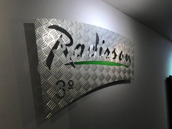 Radisson Hotel Curitiba: Marca que inspira!!