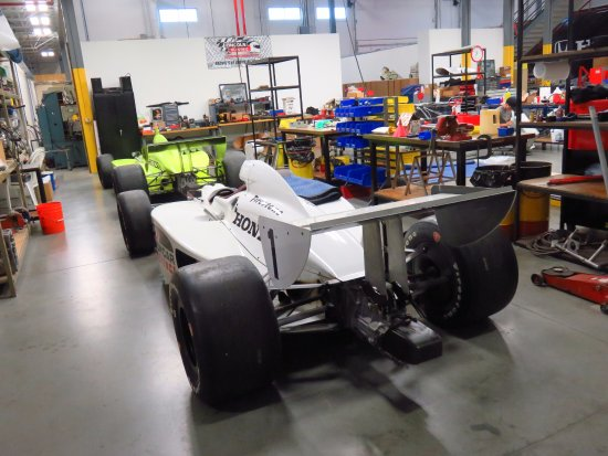 Speedway, IN: On the factory tour
