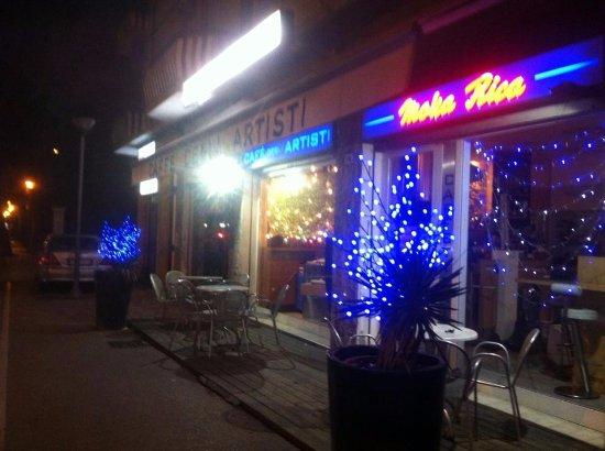 Cafe Degli Artisti