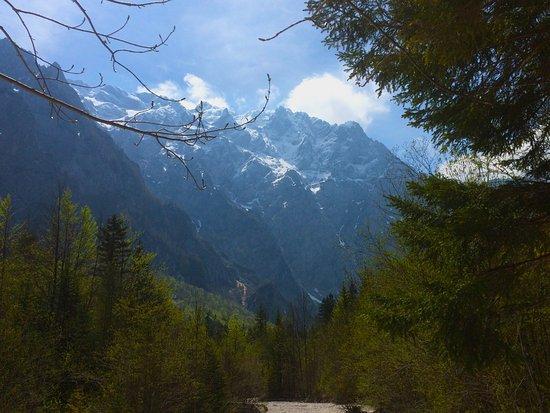 Solcava, Slovenien: Logar valley