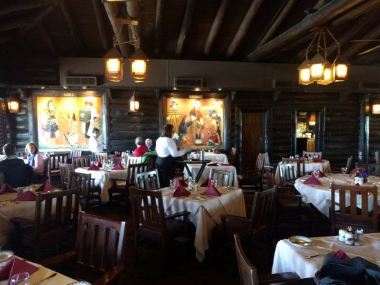 Ommelette Picture Of El Tovar Lodge Dining Room Grand Canyon National Park