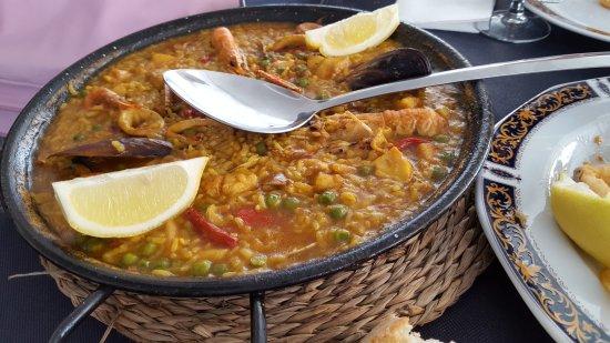 Nijar, Spain: La Ola
