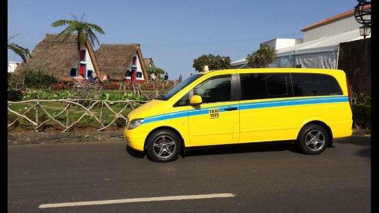 Taxi Madeira Tours Leandro