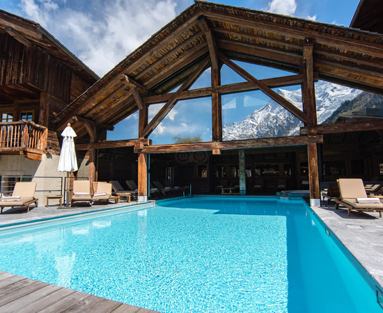 Le Hameau Albert 1er, hôtels à Chamonix