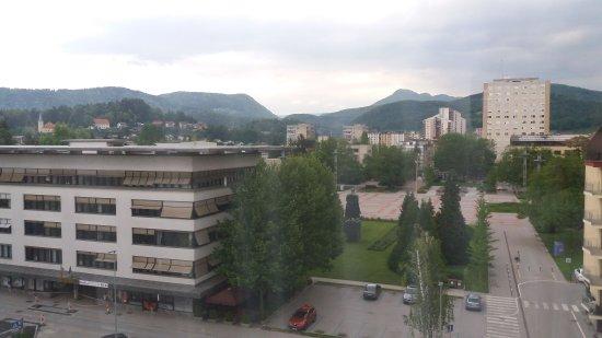 Velenje, Slovenya: Hotel Paka