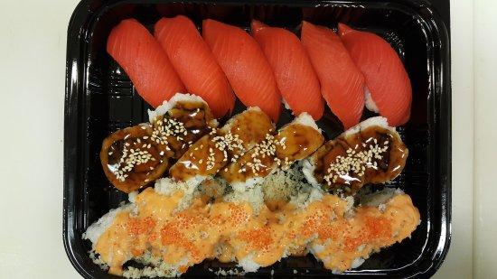 Coquitlam, Kanada: Togo Sushi
