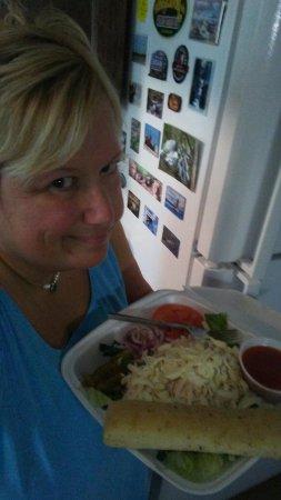 Camp Hill, Пенсильвания: I am a big fan of their homemade tuna salad! Scrumptious!!