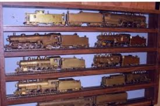 Railroad started Glendive in late 1800s..  See train collections.
