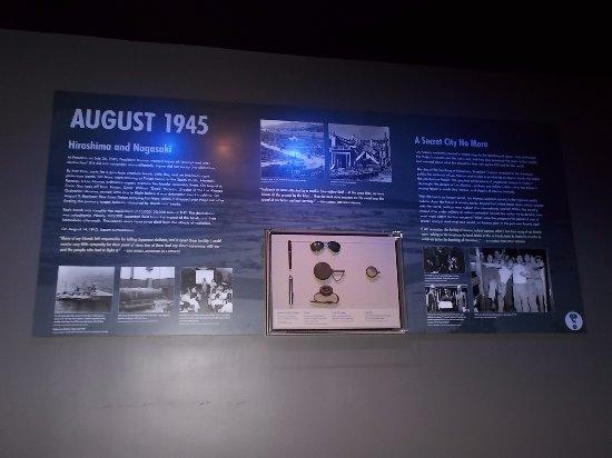 Los Alamos Historical Museum. Los Alamos NM.
