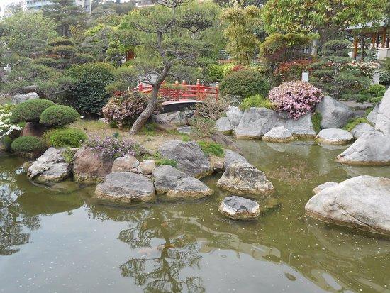 Japanese Gardens : Vue d'ensemble
