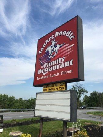 Wormleysburg, PA: Restaurant