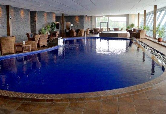 Sollefteå, Швеция: Mycket bra relaxavdelning!