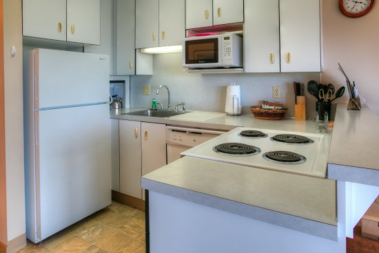 Ocean Shores, Waszyngton: One Bedroom Unit