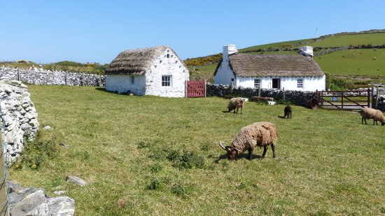 The National Folk Museum at Cregneash: Harry Kelly's Cottage