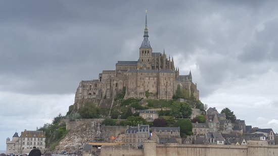 Mont Saint Michel Tourist Information Center