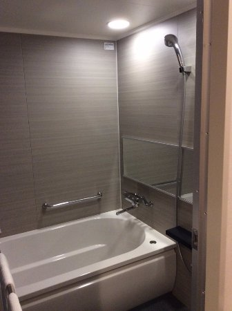 Hotel Gracery Shinjuku: Japanese style shower room