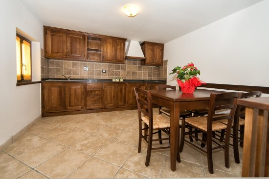 Cucina e Sala da Pranzo Appartamento Piano Terra - Foto di ...